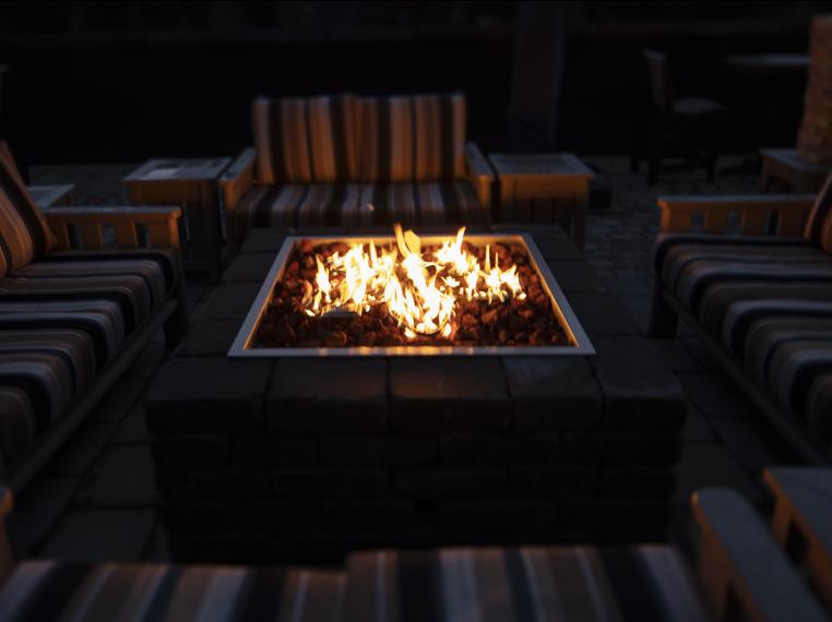 communal fire pits