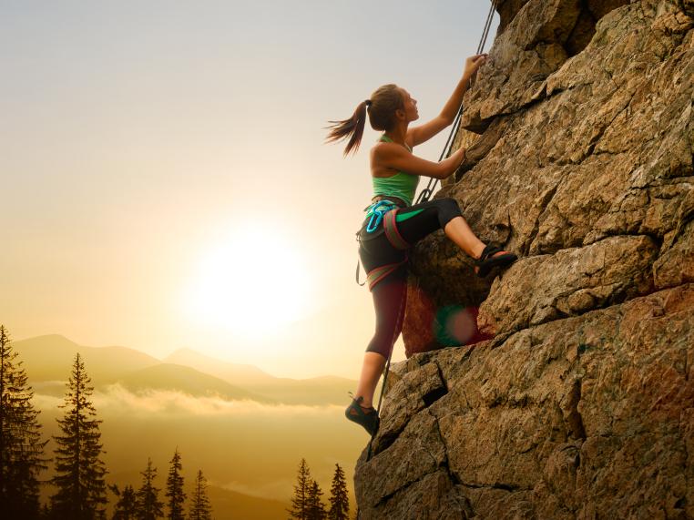 Rock Climbing Tower & Vertical Playpen